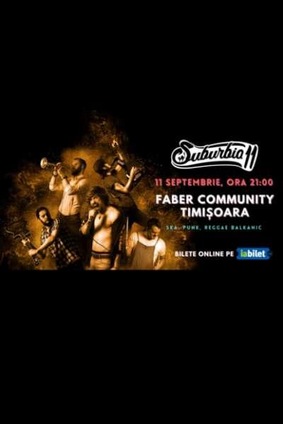 Poster eveniment Suburbia11