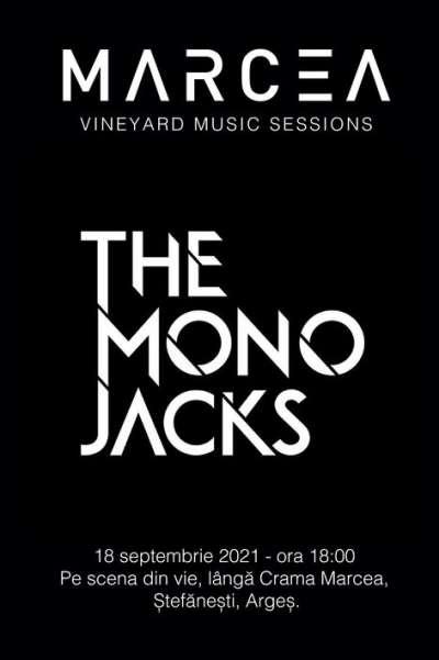 Poster eveniment The Mono Jacks