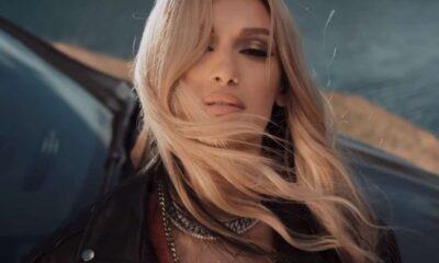 """Alina Eremia în videoclipul piesei """"Gândurile"""""""