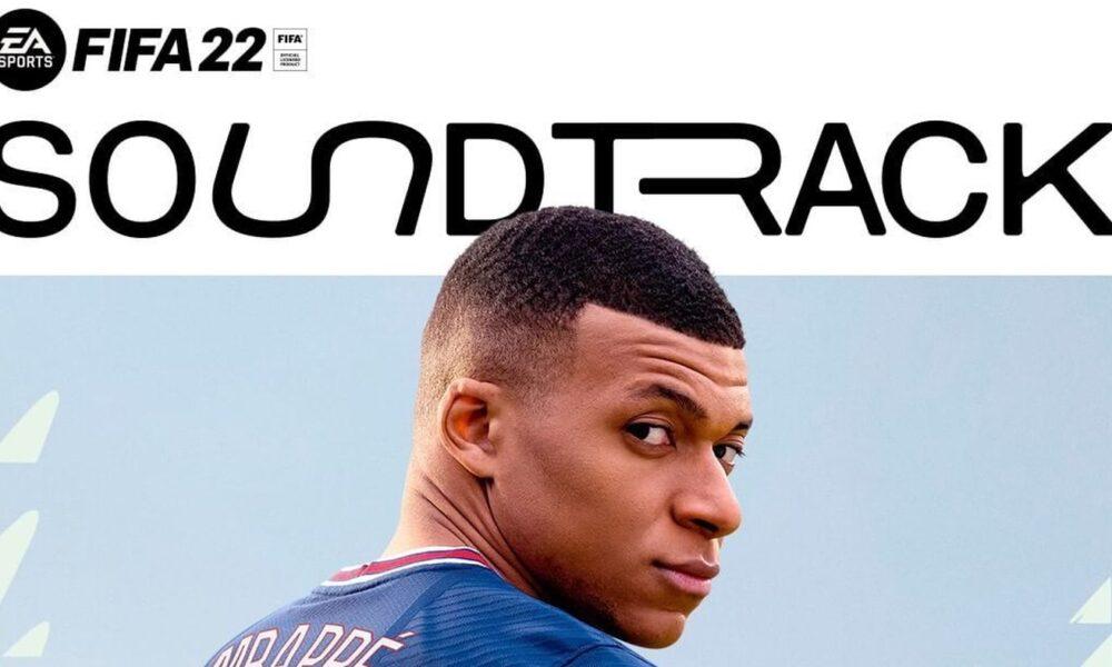 Coloana Sonora FIFA 22 coperta