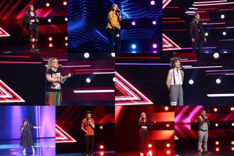 Concurenți a patra rundă de audiții X Factor 2021