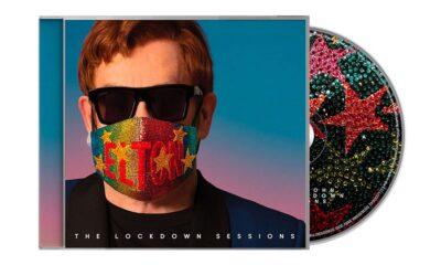 Coperta album Elton John Lockdown Sessions