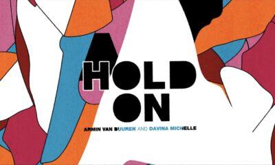 Coperta single Armin van Buuren Davina Michelle Hold On