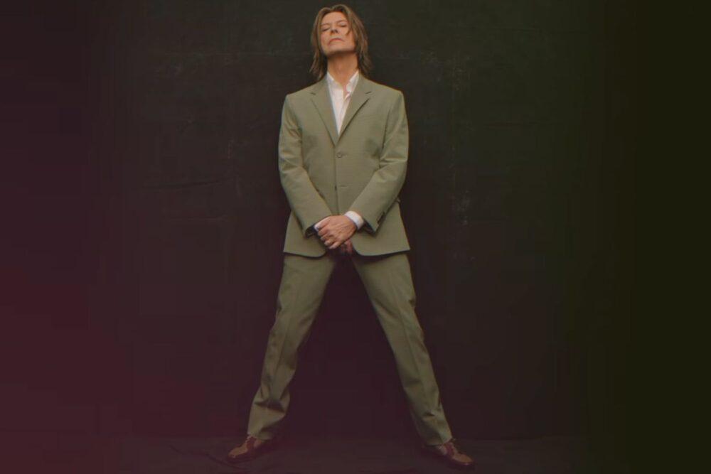 Coperta single David Bowie You've Got a Habit of Leaving