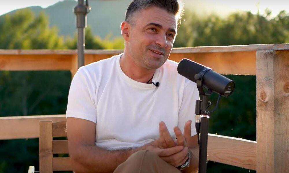 Cornel Ilie (Vunk) la podcastul Fain & Simplu al lui Mihai Morar