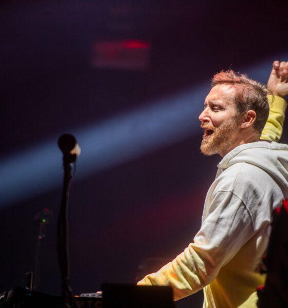 David Guetta Concert UNTOLD 2021