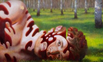 "James Blake - ""Famous Last Words"" (Artwork single)"
