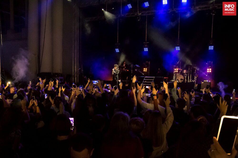 Public - Concert LP la Arenele Romane pe 26 septembrie 2021