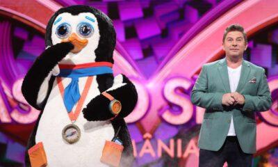 Pinguinul și Pavel Bartoș