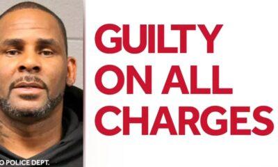R Kelly condamnat