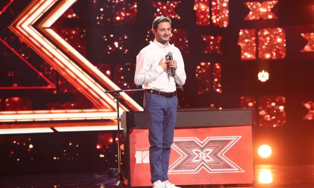 Ștefan J. Doyle în audițiile X Factor 2021