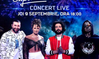 Superstar Romania Concert Untold 2021