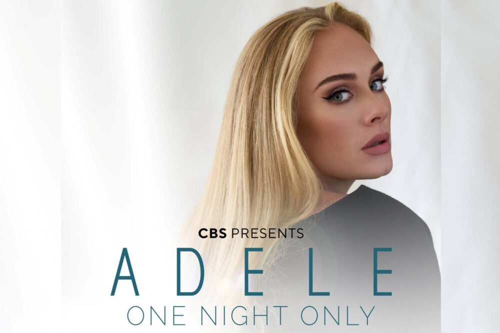 Adele on CBS - One Night Only