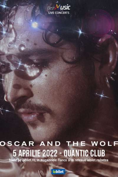 Poster eveniment Oscar and the Wolf