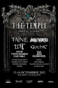 The Temple (by Metal Gates)