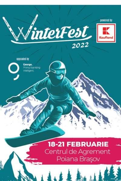 Poster eveniment Winterfest 2022