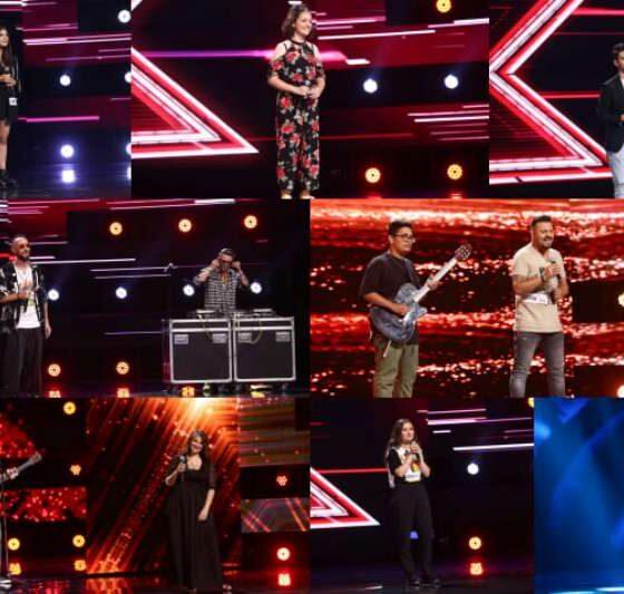 Concurenți a noua rundă de audiții X Factor 2021