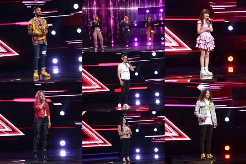 Concurenți a opta rundă de audiții X Factor 2021