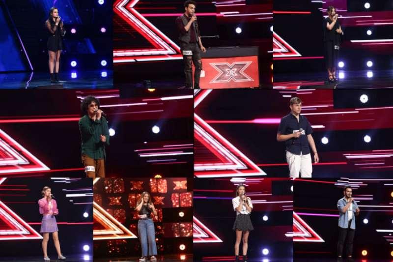 Concurenți a șasea rundă de audiții X Factor 2021