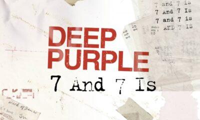 Coperta single Deep Purple 7 and 7 Is