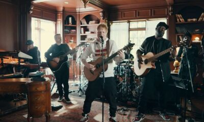 Ed Sheeran la Tiny Desk (Home) Concert