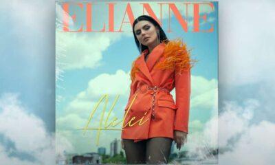 Eliane - Alelei (Single Artwork)