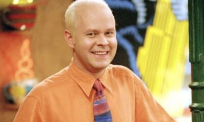 "James Michael Tyler în ""Friends"""