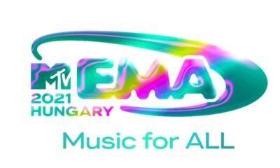 Logo MTV EMAs 2021