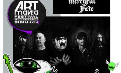 Mercyful Fate vine la ArtMania Festival 2022