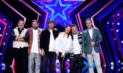 Mihai Bobonete Dragos Bucur jurati Romanii au Talent