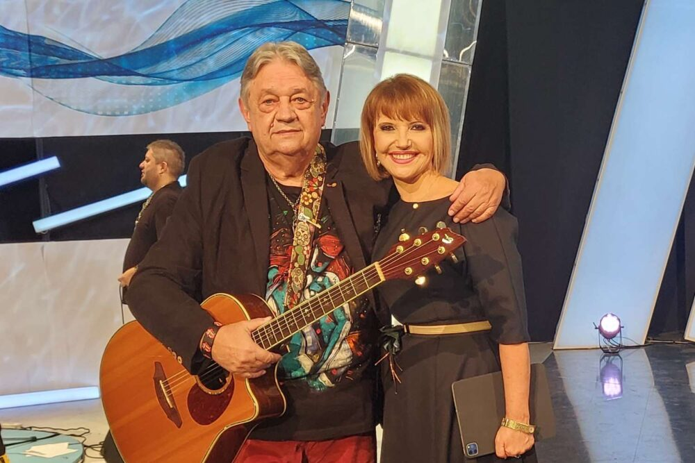 Mircea Vintilă și Marina Almășan