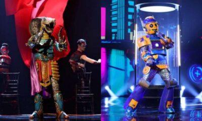 Șarpele / Robotul la Masked Singer 2021