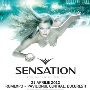 Sensation - The Ocean of White la Romexpo